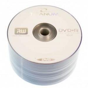 диски titanum dvd+r 4.7gb 16x bulk 50шт Titanum 00353