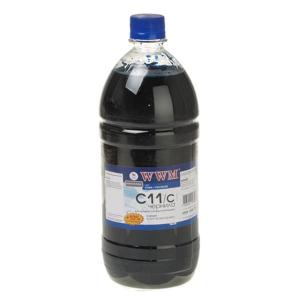 чернила wwm canon cl511, 513, cli521m, cli426m (cyan) c11/c, 1000 г WWM C11/C-4