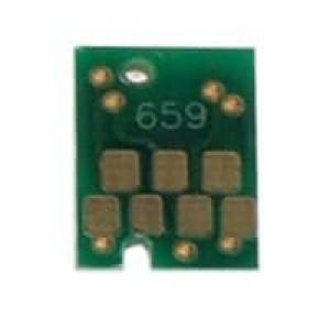 чип для перезаправляемых комплектов epson stylus pro 4800 light light black (cr.t5658) WWM CR.T5658