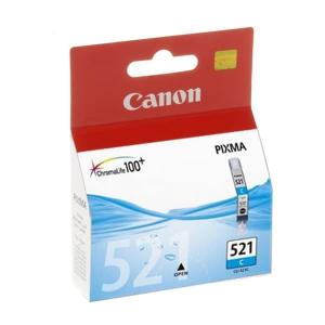 картридж canon cli-521c (cyan) (2934b004) CANON 2934B004