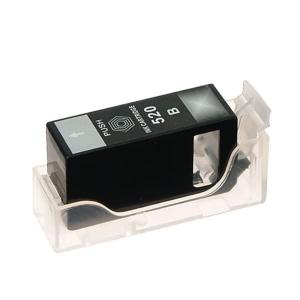 картридж для перезаправляемых комплектов canon pgi-520bk пустой, без чипа (cr.pgi520bk) WWM CR.PGI520BK