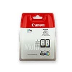 комплект струйных картриджей canon для pixma mg2440, mg2540 pg-445, cl-446 (8283b004) CANON 8283B004