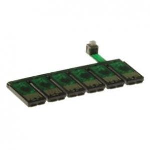 планка с чипами для снпч epson stylus photo p50/px660 (ch.0247) WWM CH.0247