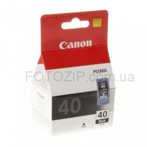 картридж canon pixma ip-1600/2200/mp-150/170/450 (black) pg-40 CANON 0615B025