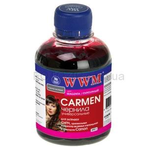 чернила wwm canon carmen magenta, cu/m, 200 г WWM CU/M