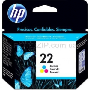 картридж  hp dj 3920/psc 1410 (c9352ae) №22 color HP C9352AE