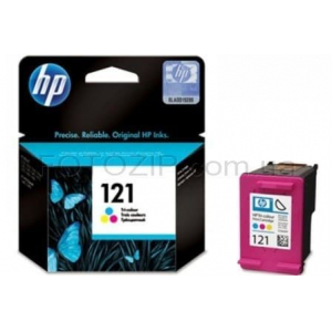 картридж  hp dj d2563/f4283 color (cc643he) №121 HP CC643HE