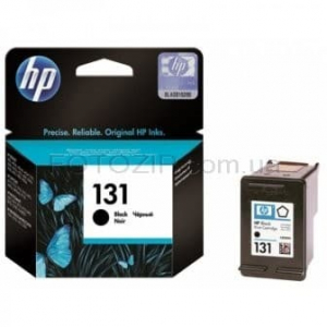 картридж  hp dj 5743/6543 black (c8765he) №131 HP C8765HE