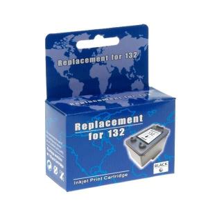 картридж струйный microjet для hp psc 1513 аналог hp 132 black (hc-f33d) MicroJet HC-F33D