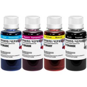 Комплект чорнил Colorway для Epson XP 100млх4шт