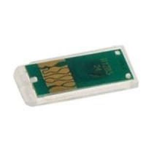 Чип для НПК EPSON Stylus S22/SX125 Yellow (CR.T1284N)