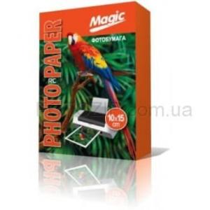 фотобумага мagic 10*15 глянцевая, 210g, 500л Magic GL210A6/100p5