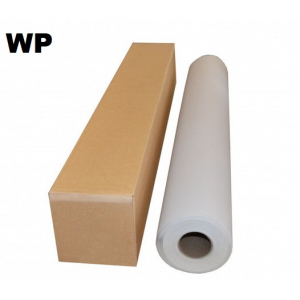Холст полиэстерный глянцевый 280 г/ м, 1520мм х 30м, для струйной печати