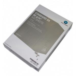 Бумага офисная Konica Minolta Standart A4 80 г/м2 класс С 500 листов
