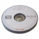 Диски Titanum DVD+R 4.7Gb 16x  bulk 10шт