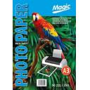 Фотобумага матовая двухсторонняя Мagic A3, 160g, 50 листов