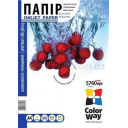 Фотобумага Colorway суперглянц, шелк 260г/м, A4 ПШГ260-20