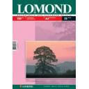 Фотобумага Lomond глянцевая 150 г/м, А4, 25лис. Код 0102043