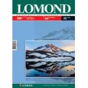 Фотобумага Lomond глянцевая 200 г/м, А4, 25лис. Код 0102046