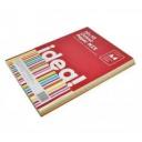 Папір кольоровий А4 80 г/м 100л, набір Colour MIX по10 кольорів