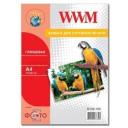 Фотобумага WWM, глянцевая 150g, m2, A4, 20л (G150.20)