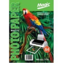 Фотопапір Мagic A4 матовий 110г/п, 100лис