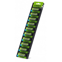 Батарейки щелочные (alkaline) Videx LR06, AA 10шт