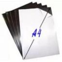 Магнитный винил 0,7мм с клеевым слоем А4