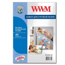Фотобумага WWM, матовая Magnetic, A4, 20л (M.MAG.20)