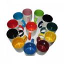 Чашки для сублимации цветная внутри, ручка, Premium 36 шт.