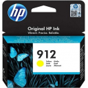 Картридж HP для Officejet Pro 8013, 8023, HP 912 Yellow (3YL79AE)