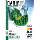 Фотобумага Colorway глянцевая двустор. 155г/м, A4 PGD155-20