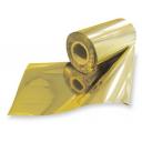 Фольга для ламинаторов, золото глянец 122 метра