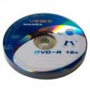 Диски DVD-R 4.7Gb 16x bulk 10шт