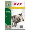 Фотобумага WWM, шелковистая полуглянцевая 260g, m2, А4, 100л (SS260.100, C)