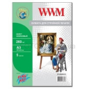 Холст WWM натуральный хлопковый Fine Art, 260g, m2, A3, 5л (CC260A3.5)