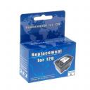 Картридж струйный MicroJet для HP DJ 5943/PS 2573/8053/8753 аналог HP 129 Black (HC-F35)