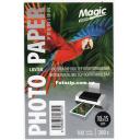 Фотобумага Luster полуглянцевая Мagic 10x15, 260 г/м, 100 листов