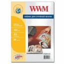 Пленка WWM прозрачная для струйной печати, 150 мкр., А3, 20л (F150INA3.20)