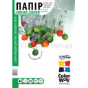 Фотобумага Colorway сатин, микропор. 260г/м, A4 PS260-20