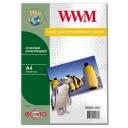 Фотобумага WWM, сатиновая полуглянцевая 260g, m2, А4, 100л (MS260.100, C)