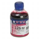 Чернила wwm LEXMARK 10N0026, 10N0227 (Magenta) L26/M, 200 г