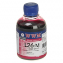Чорнила wwm LEXMARK 10N0026, 10N0227 (Magenta) L26/M, 200 г