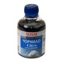 Чорнила WWM Epson XP-600, XP-605, XP-700, XP-800, 200г (Photo Black) E26/PB