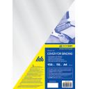 Обложки прозрачные А4, 150 мкм, 50шт BUROMAX (BM.0540-00)