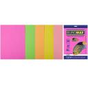 Набір кольорового паперу BUROMAX NEON, 5 кол., 50 л., А4, 80 г/м² (BM.2721550-99)