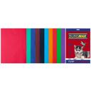 Набір кольорового паперу DARK + INTENSIVE, 10 кол, 50 л, А4, 80 г / м² (BM.2721950-99)