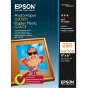 Папір Epson глянцевий, 200g/m2, 102 х 152мм, 250 аркушів
