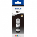 Чернила Epson 106 для L7160, L7180 Photo Black 70мл, оригинальные
