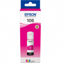 Чернила Epson 106 для L7160, L7180 Magenta 70мл, оригинальные